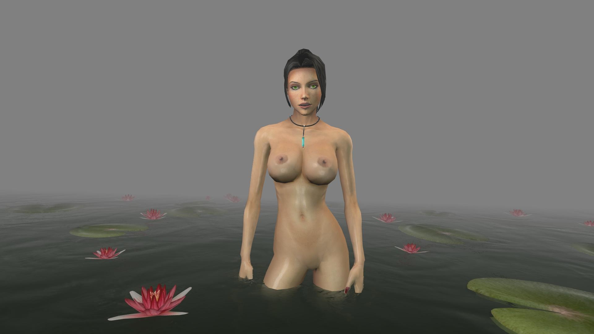 Nude gmod player models adult image